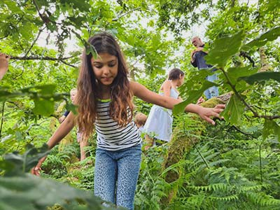 Wildlings - School Holiday Activities